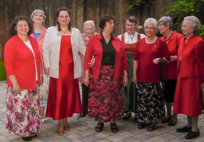 Federación de Mujeres de Schoenstatt, encuentro de Pentecostés