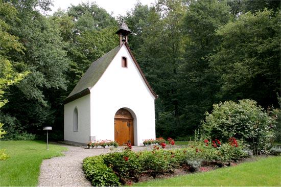 União Apostólica Feminina de Schoenstatt, Vallendar, Santuário