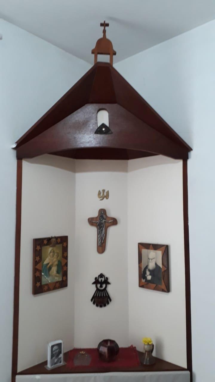 União Apostólica Feminina de Schoenstatt, Santuário-Lar