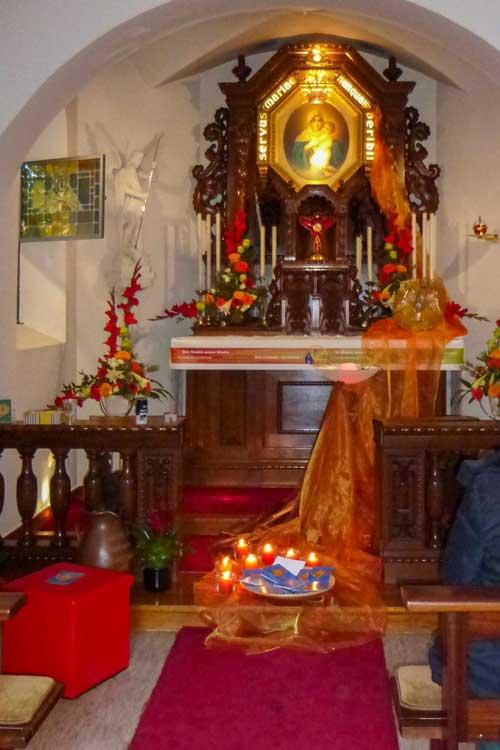 União Apostólica Feminina de Schoenstatt, Santuário, Coenaculum, Jubileu
